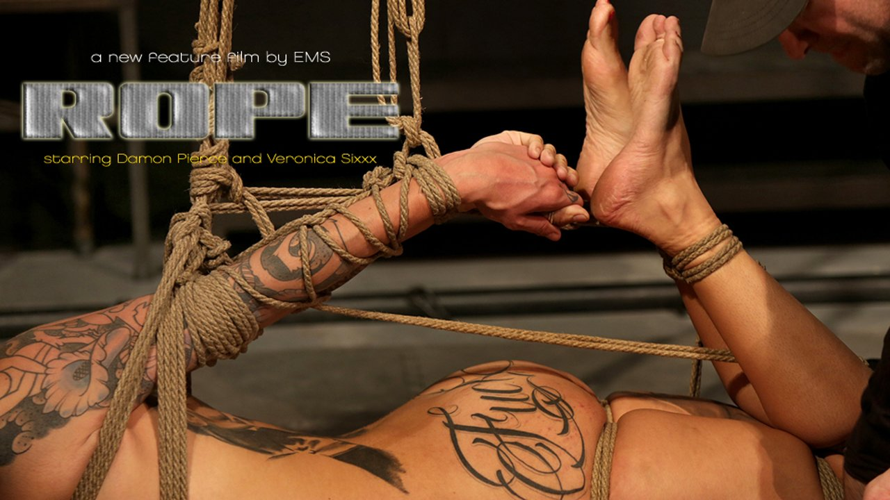 Color rope best bondage